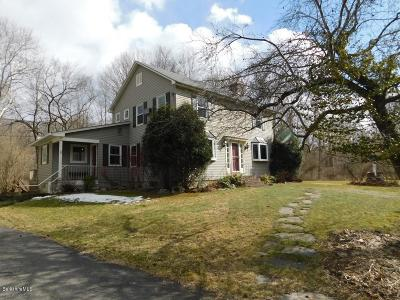 Berkshire County Single Family Home For Sale: 992 Green River Rd