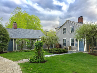 Berkshire County Single Family Home For Sale: 1165 Main St