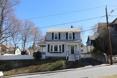 Adams Single Family Home For Sale: 16 Randall St