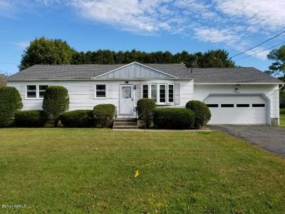 North Adams Single Family Home For Sale: 152 Chantilly Ave
