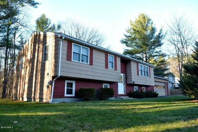 North Adams Single Family Home For Sale: 71 Birchwood Ter