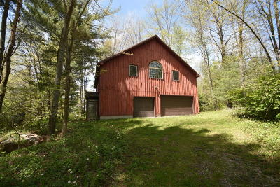 Hinsdale MA Single Family Home For Sale: $399,900