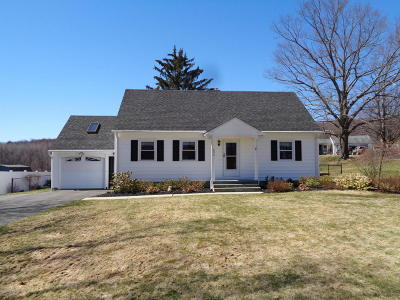 Pittsfield MA Single Family Home For Sale: $225,000