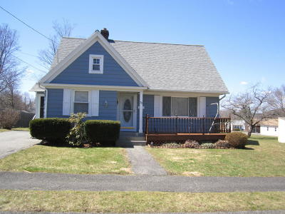 North Adams Single Family Home For Sale: 73 Meade Ave