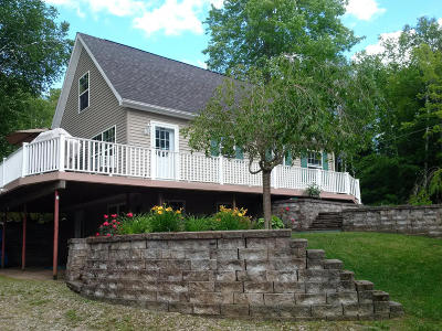 Hinsdale MA Single Family Home For Sale: $249,900