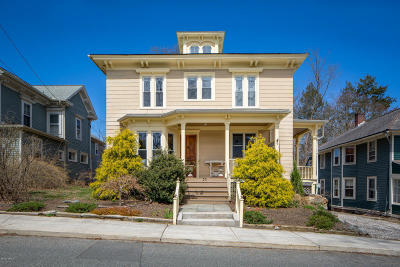 Great Barrington Single Family Home For Sale: 23 Pleasant St