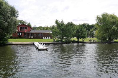 Lanesboro Single Family Home For Sale: 724 South Main St