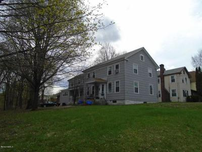Pittsfield Multi Family Home For Sale: 351 West St