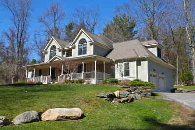 Berkshire County Single Family Home For Sale: 6 & 8 Berkshire Heights Rd