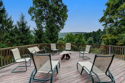 Great Barrington Single Family Home For Sale: 136 West Ave