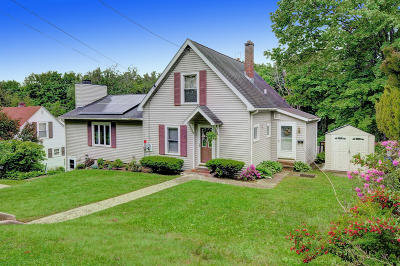 North Adams Single Family Home For Sale: 53 Wells Ave