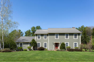 Pittsfield MA Single Family Home For Sale: $442,999