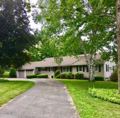 Pittsfield MA Single Family Home For Sale: $299,900