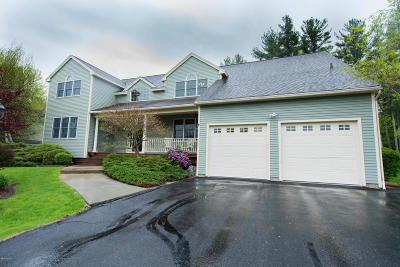 Pittsfield Single Family Home For Sale: 46 Meadow Ridge Dr
