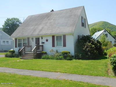 North Adams Single Family Home For Sale: 564 Barbour St