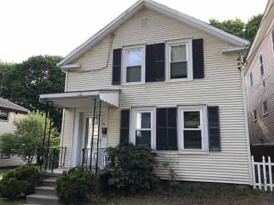 North Adams Single Family Home For Sale: 61 Brooklyn St