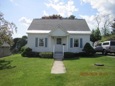 North Adams Single Family Home For Sale: 39 Beech St