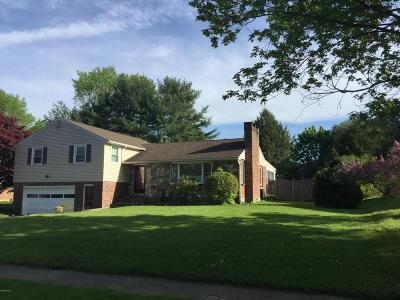 Pittsfield Single Family Home For Sale: 126 Sampson Pkwy