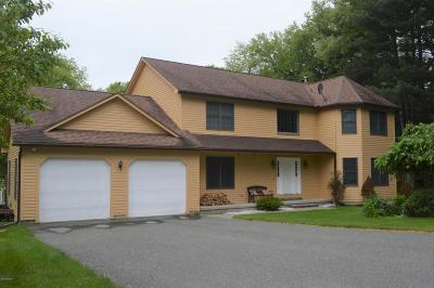 Pittsfield Single Family Home For Sale: 39 Tamie Way
