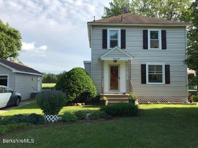 Pittsfield Single Family Home For Sale: 22 Brattle St