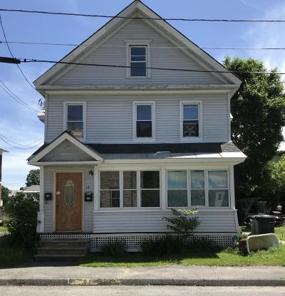 North Adams Single Family Home For Sale: 14 South St