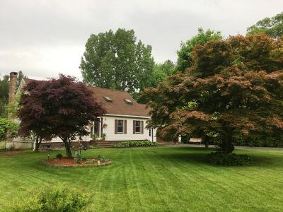 Pittsfield Single Family Home For Sale: 340 Barker Rd