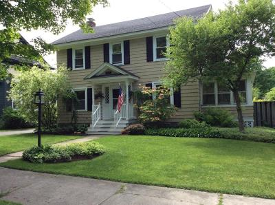 Pittsfield Single Family Home For Sale: 72 Pollock Ave