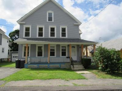 North Adams Single Family Home For Sale: 164 North St