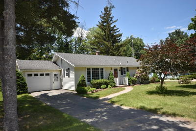 Pittsfield Single Family Home For Sale: 111 Bushey Rd