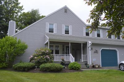 Pittsfield MA Condo/Townhouse For Sale: $259,000