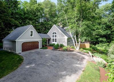 Adams, Clarksburg, Florida, New Ashford, North Adams, Savoy, Williamstown Single Family Home For Sale: 160 Forest Rd