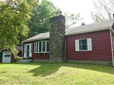 Pittsfield MA Single Family Home For Sale: $150,000