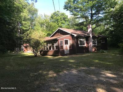 Berkshire County Single Family Home For Sale: 316 Chapel Rd