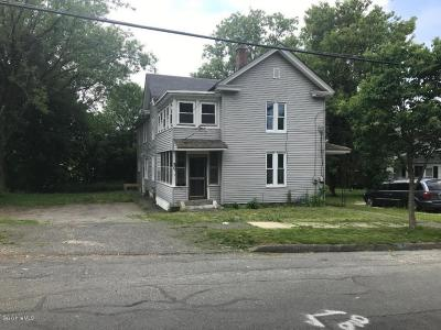 Pittsfield Multi Family Home For Sale: 89 Robbins Ave