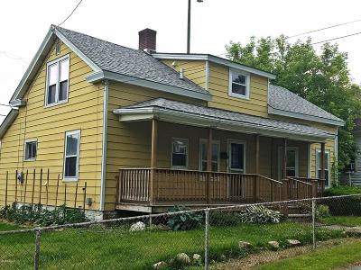 Adams Single Family Home For Sale: 46 Friend St