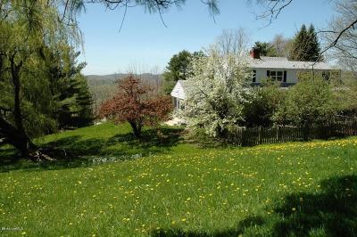Cheshire, Dalton, Hancock, Hinsdale, Lanesboro, Peru, Pittsfield, Richmond, Windsor Single Family Home For Sale: 10 Upland Dr