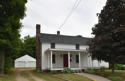 Dalton Single Family Home For Sale: 261 High St