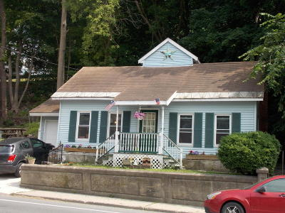Adams, Clarksburg, Florida, New Ashford, North Adams, Savoy, Williamstown Single Family Home For Sale: 458 West Main St