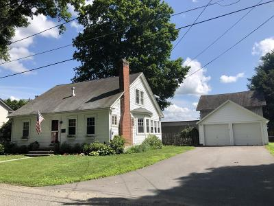 Great Barrington Single Family Home For Sale: 15 Manville St