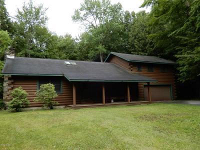 Dalton Single Family Home For Sale: 77 Gulf Rd