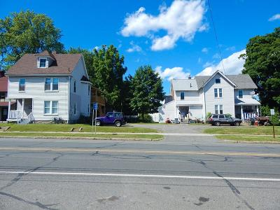 Pittsfield Multi Family Home For Sale: 151 & 153 Tyler St