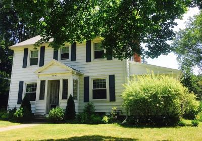 Pittsfield Single Family Home For Sale: 61 Lexington Pkwy