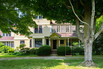 Berkshire County Single Family Home For Sale: 35 & 35A Baldwin Hill Rd