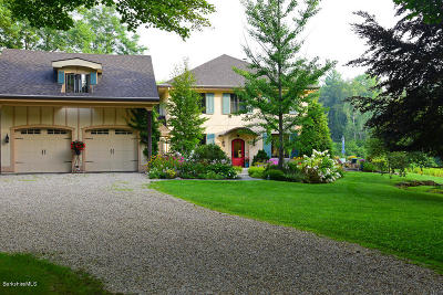 Great Barrington Single Family Home For Sale: 24 Locust Hill Rd