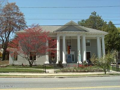Adams Single Family Home For Sale: 17 Commercial St