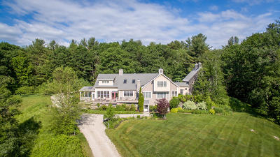 Berkshire County Single Family Home For Sale: 170 Gould Rd