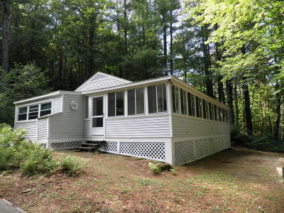 Berkshire County Single Family Home For Sale: 19 Lakeside Dr