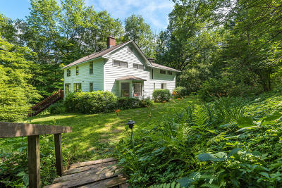 Berkshire County Single Family Home For Sale: 605 Main Rd