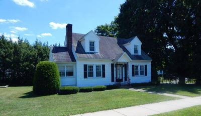 Pittsfield MA Single Family Home For Sale: $149,500