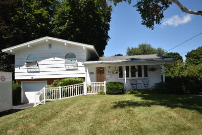 Pittsfield Single Family Home For Sale: 46 Rockland Dr